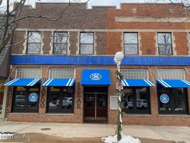 214 State Street, St. Joseph, MI 49085 (MLS #21000818) :: Deb Stevenson Group - Greenridge Realty