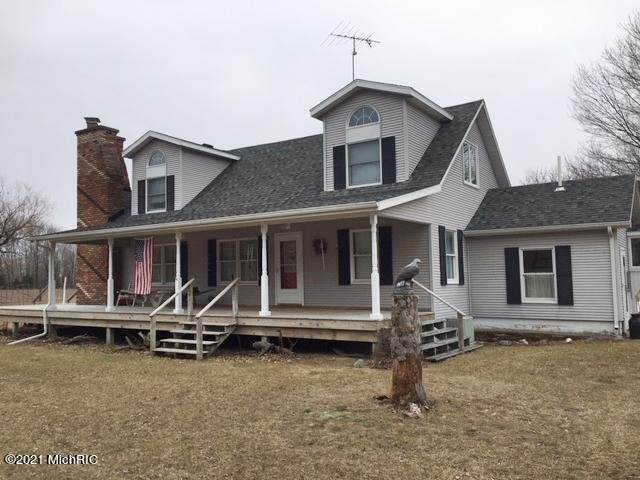 10267 Tyler Road, Lakeview, MI 48850 (MLS #21001408) :: JH Realty Partners