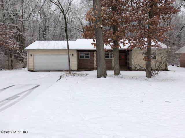 1582 Oak Drive, Allegan, MI 49010 (MLS #21001645) :: Keller Williams Realty | Kalamazoo Market Center