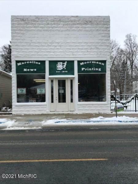 149 E Main Street, Marcellus, MI 49067 (MLS #21002288) :: CENTURY 21 C. Howard