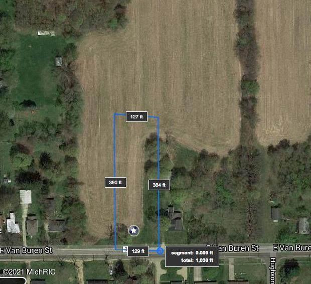 E Vanburen Street, Gobles, MI 49055 (MLS #21002877) :: Your Kzoo Agents