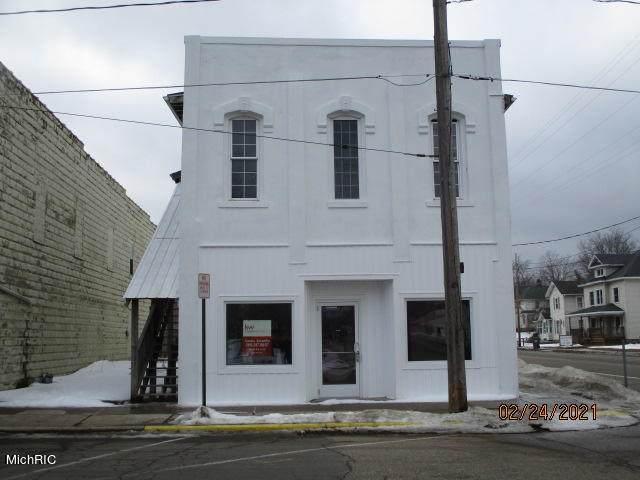 100 S Webster Street, Augusta, MI 49012 (MLS #21005864) :: Keller Williams Realty | Kalamazoo Market Center