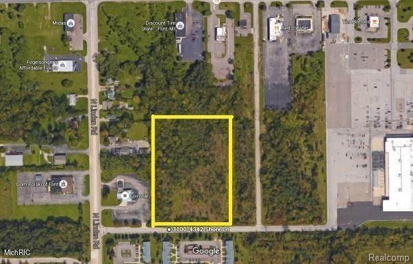 TBD Pierson, Flint, MI 48504 (MLS #21008613) :: BlueWest Properties