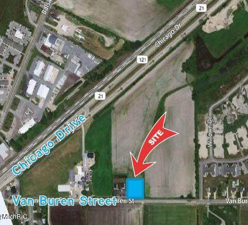 2965 Van Buren Street, Hudsonville, MI 49426 (MLS #21009349) :: Keller Williams Realty | Kalamazoo Market Center
