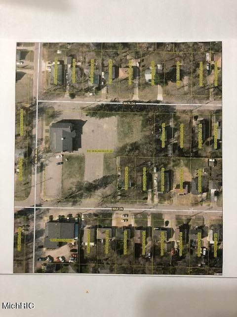 916 Benjamin Avenue NE, Grand Rapids, MI 49503 (MLS #21009370) :: Ginger Baxter Group