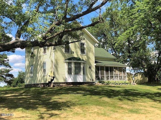 4402 10 Mile Road, Remus, MI 49340 (MLS #21011415) :: Your Kzoo Agents