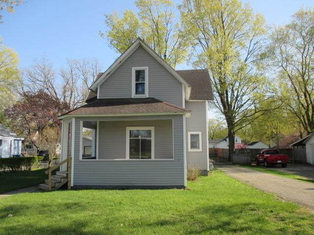 313 W Orleans Street, Otsego, MI 49078 (MLS #21013578) :: Your Kzoo Agents