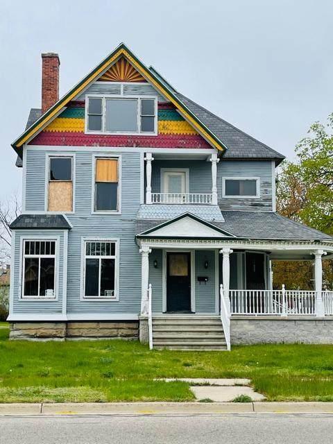 1164 Terrace Street, Muskegon, MI 49442 (MLS #21015088) :: Deb Stevenson Group - Greenridge Realty