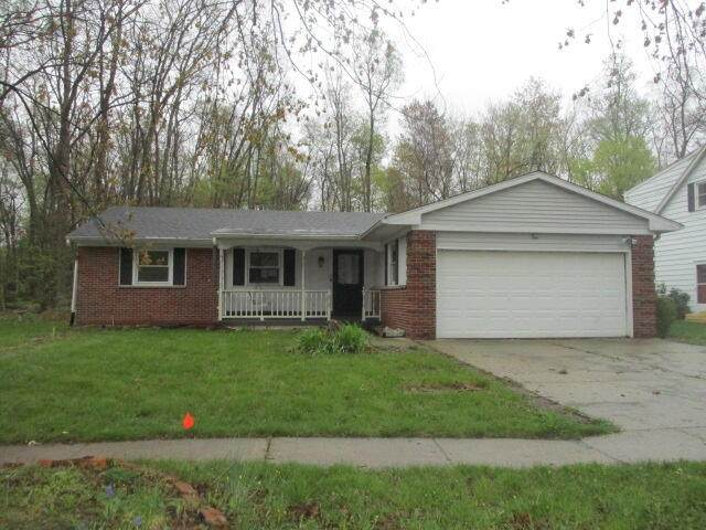 6515 Marlow Street, Portage, MI 49024 (MLS #21015465) :: Keller Williams Realty | Kalamazoo Market Center