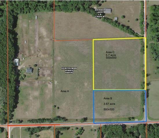 V/L 4th Street Parcel C, Wayland, MI 49348 (MLS #21018598) :: BlueWest Properties