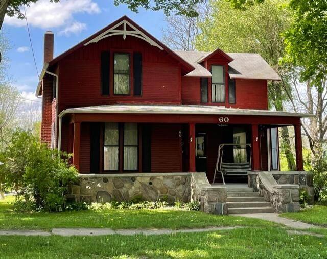 60 Reading Avenue, Hillsdale, MI 49242 (MLS #21018696) :: JH Realty Partners