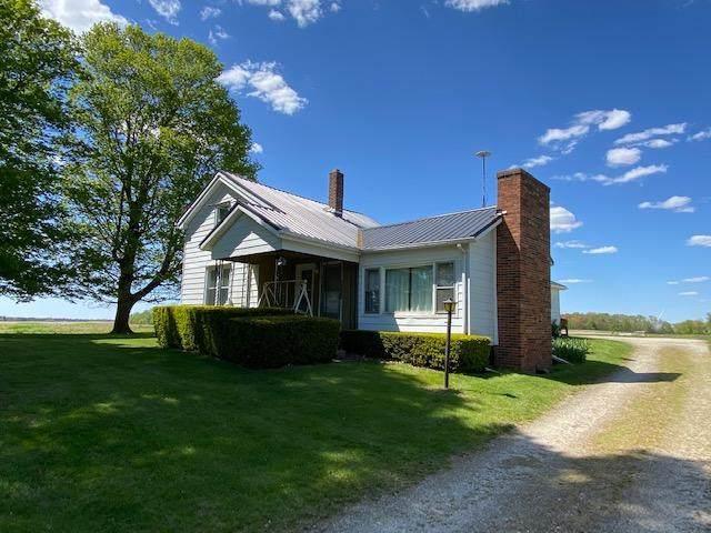 8780 North Adams Road, North Adams, MI 49262 (MLS #21018769) :: Sold by Stevo Team | @Home Realty
