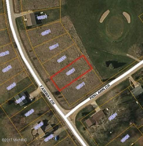 10221 Fairway Drive, Jerome, MI 49249 (MLS #21022528) :: Keller Williams Realty | Kalamazoo Market Center