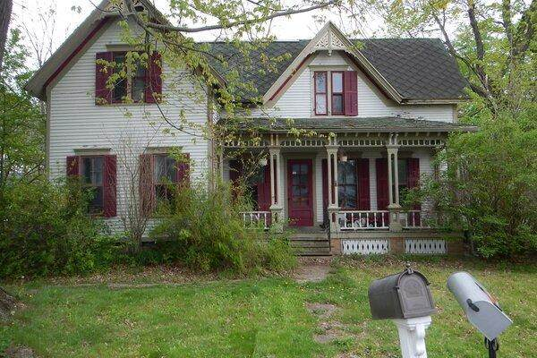 200 E Maple Street, Climax, MI 49034 (MLS #21024195) :: BlueWest Properties