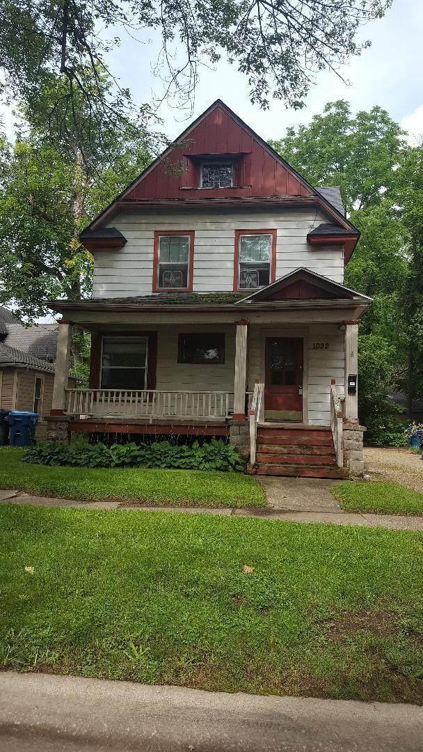 1022 Oak Street, Kalamazoo, MI 49008 (MLS #21025456) :: BlueWest Properties