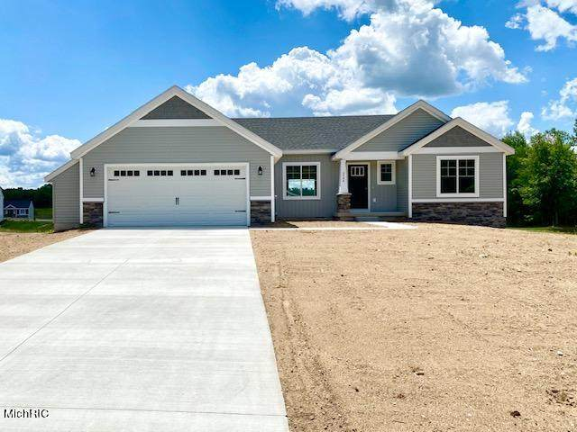 Lot A North Ridge Court, Middleville, MI 49333 (MLS #21027145) :: JH Realty Partners