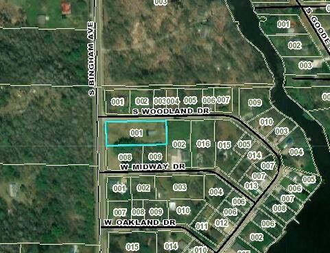 973 S Woodland Drive, White Cloud, MI 49349 (MLS #21027178) :: Ron Ekema Team