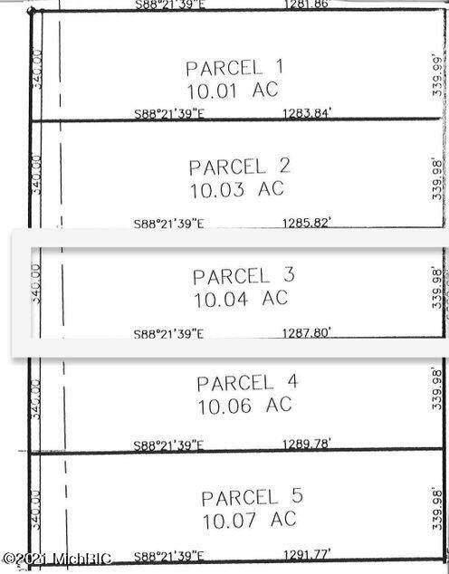 11201 Marilla Road Parcel 5, Copemish, MI 49625 (MLS #21027487) :: Deb Stevenson Group - Greenridge Realty