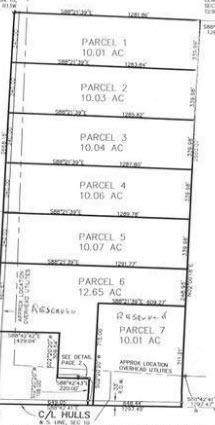 11201 Marilla Road Parcel 6, Copemish, MI 49625 (MLS #21027494) :: Deb Stevenson Group - Greenridge Realty