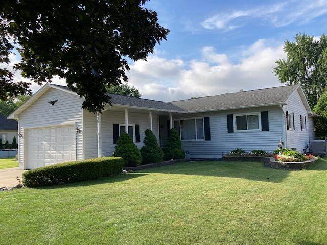 8056 Ogden Drive, Sterling Heights, MI 48314 (MLS #21032439) :: Keller Williams Realty | Kalamazoo Market Center