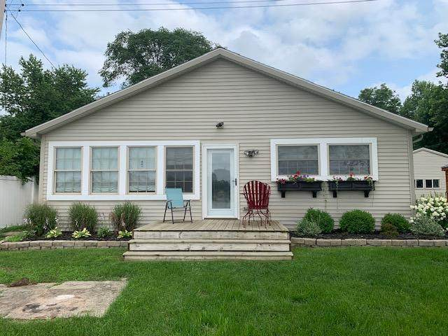 1244 S Blossom Lake Drive, Colon, MI 49040 (MLS #21033967) :: Deb Stevenson Group - Greenridge Realty