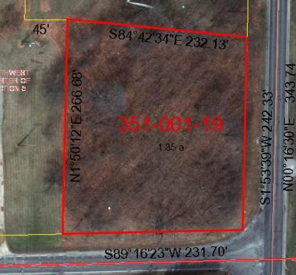 0 Page Ave, Jackson, MI 49201 (MLS #21036897) :: BlueWest Properties