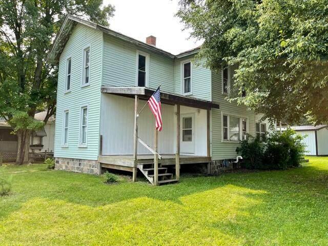 129 W Silver Street, Reading, MI 49274 (MLS #21064773) :: BlueWest Properties
