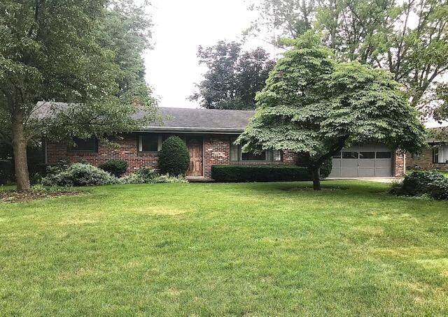 1676 S Teakwood Drive, Stevensville, MI 49127 (MLS #21079475) :: CENTURY 21 C. Howard