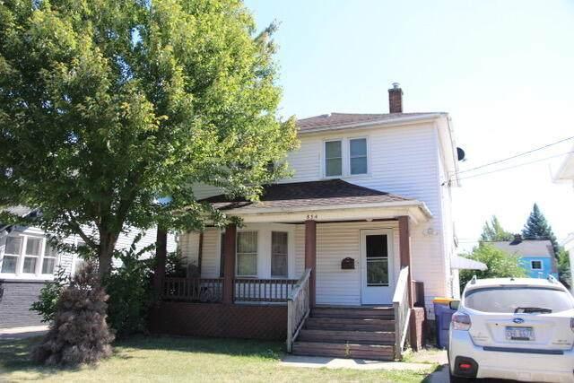 854 Sibley Street NW, Grand Rapids, MI 49504 (MLS #21095302) :: CENTURY 21 C. Howard