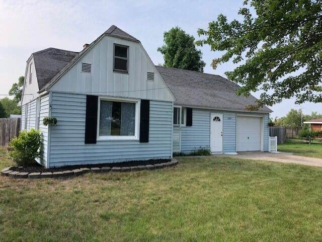 3455 Holton Road, Twin Lake, MI 49457 (MLS #21095410) :: JH Realty Partners