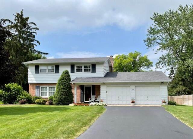 223 Barberry Avenue, Portage, MI 49002 (MLS #21095487) :: BlueWest Properties