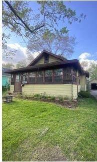 160 W Prospect St, Jackson, MI 49203 (MLS #21096004) :: Ron Ekema Team