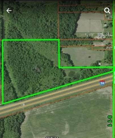 N County Line Road, Watervliet, MI 49098 (MLS #21097137) :: BlueWest Properties