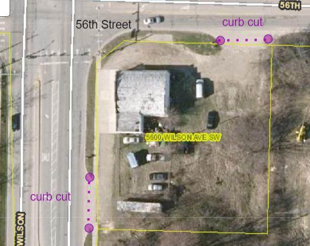 5600 Wilson Avenue SW, Wyoming, MI 49418 (MLS #21097165) :: JH Realty Partners