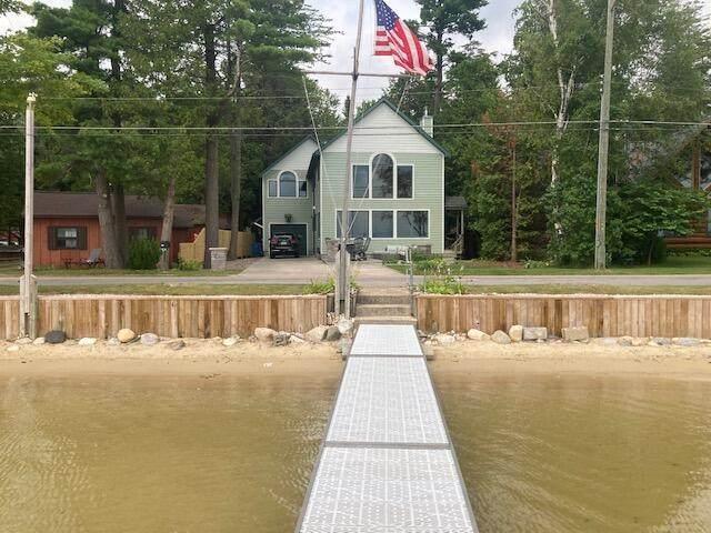 14039 Lakeside Avenue, Bear Lake, MI 49614 (MLS #21097551) :: Deb Stevenson Group - Greenridge Realty