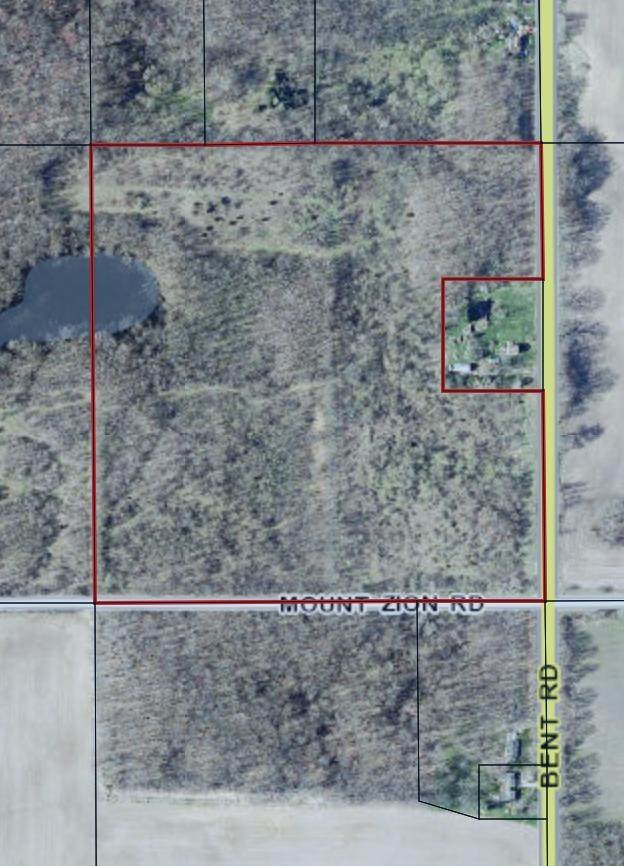 A Mount Zion Road, Marcellus, MI 49067 (MLS #21097855) :: Deb Stevenson Group - Greenridge Realty