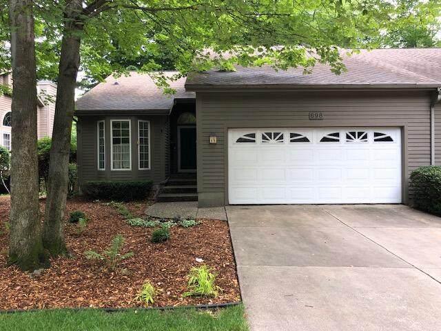 698 Mapleway Drive, Norton Shores, MI 49441 (MLS #21098035) :: BlueWest Properties