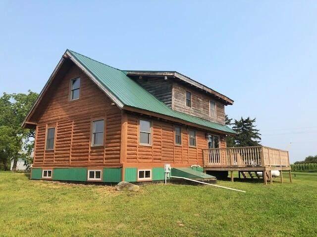 8038 N Greenville Road, Lakeview, MI 48850 (MLS #21098662) :: BlueWest Properties