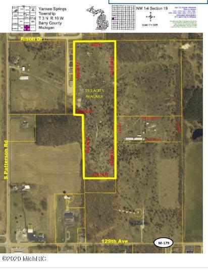 0 Minch Drive, Wayland, MI 49348 (MLS #21099064) :: BlueWest Properties