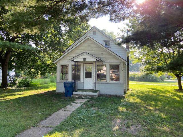 327 Perrin Street, Cement City, MI 49233 (MLS #21101362) :: Sold by Stevo Team   @Home Realty