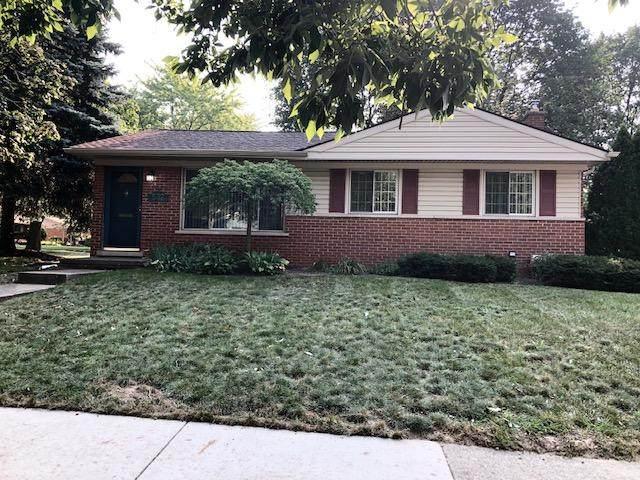 532 Elizabeth, Rochester, MI 48307 (MLS #21101817) :: BlueWest Properties