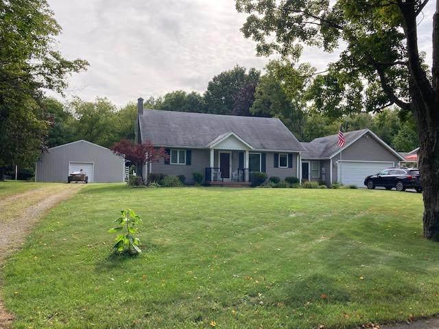 12291 Smith Street, Bear Lake, MI 49614 (MLS #21102048) :: Sold by Stevo Team   @Home Realty
