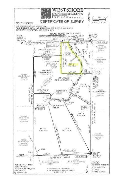 Lot 2 Cloverdale Drive, Fruitport, MI 49415 (MLS #21103418) :: Deb Stevenson Group - Greenridge Realty