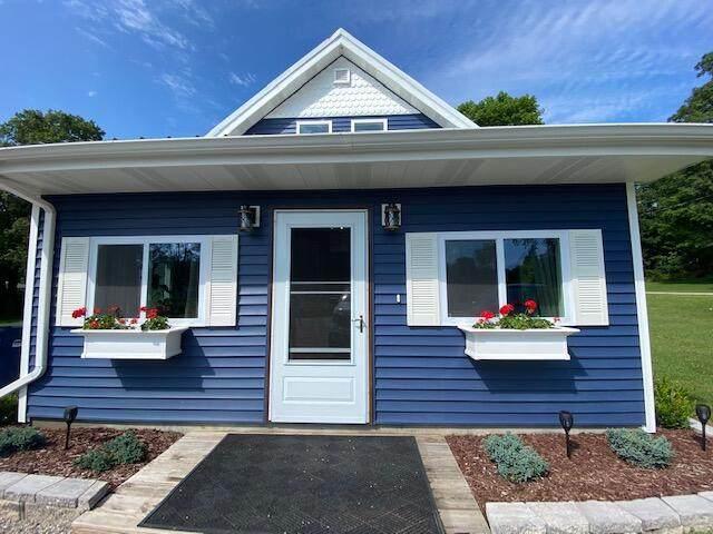 18854 Michigan Ave Avenue, Copemish, MI 49625 (MLS #21103858) :: Deb Stevenson Group - Greenridge Realty