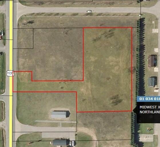 Part B Northland Drive, Big Rapids, MI 49307 (MLS #21105031) :: JH Realty Partners