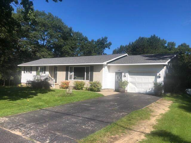 1698 Red Apple Road, Manistee, MI 49660 (MLS #21105118) :: Sold by Stevo Team | @Home Realty