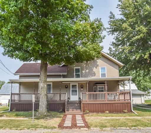 210 W Cherry Street, Reading, MI 49274 (MLS #21105719) :: Sold by Stevo Team | @Home Realty