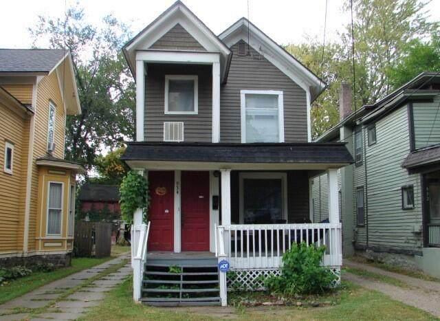 934 S Park Street, Kalamazoo, MI 49001 (MLS #21106991) :: Deb Stevenson Group - Greenridge Realty