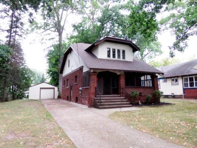 519 Greenwood Avenue SE, East Grand Rapids, MI 49506 (MLS #21107096) :: CENTURY 21 C. Howard