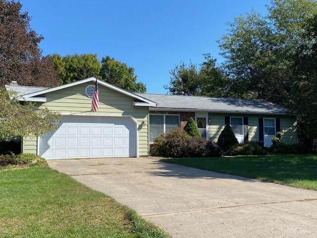 1855 Wildwood Drive, Hillsdale, MI 49242 (MLS #21108634) :: Sold by Stevo Team | @Home Realty